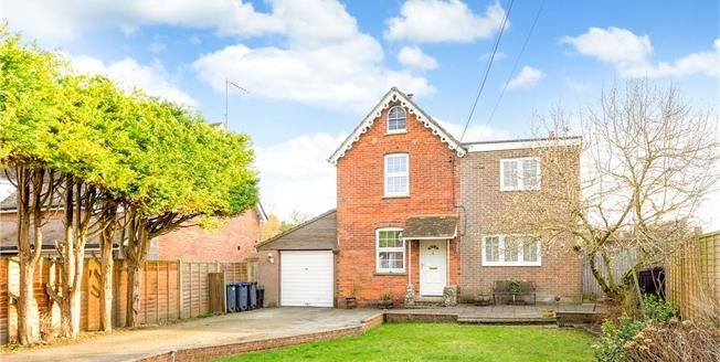 Guide Price £395,000, 4 Bedroom Detached House For Sale in Collingbourne Ducis, SN8