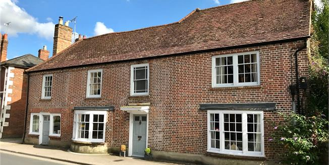 Offers in excess of £1,000,000, 6 Bedroom Detached House For Sale in Wiltshire, SN9