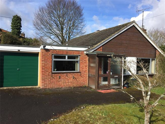 Guide Price £400,000, 3 Bedroom Bungalow For Sale in Marlborough, SN8