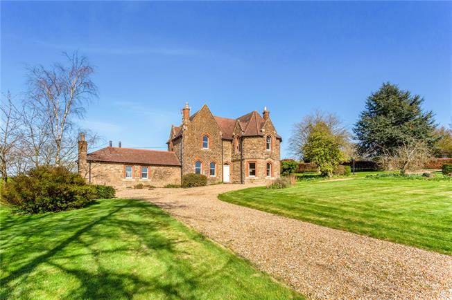 Guide Price £1,150,000, 4 Bedroom Detached House For Sale in Wiltshire, SN11
