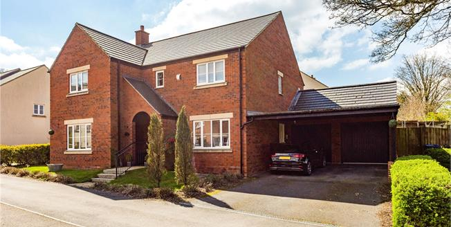 Offers in excess of £600,000, 5 Bedroom Detached House For Sale in Marlborough, SN8