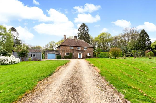 Offers in excess of £900,000, 4 Bedroom Detached House For Sale in Marlborough, SN8