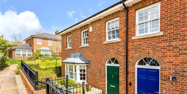 Guide Price £600,000, 3 Bedroom End of Terrace House For Sale in Marlborough, SN8
