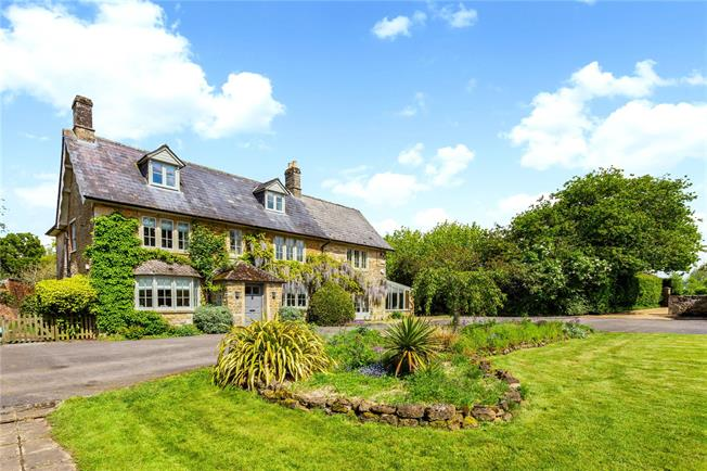 Guide Price £1,250,000, 6 Bedroom Detached House For Sale in Wiltshire, SN11