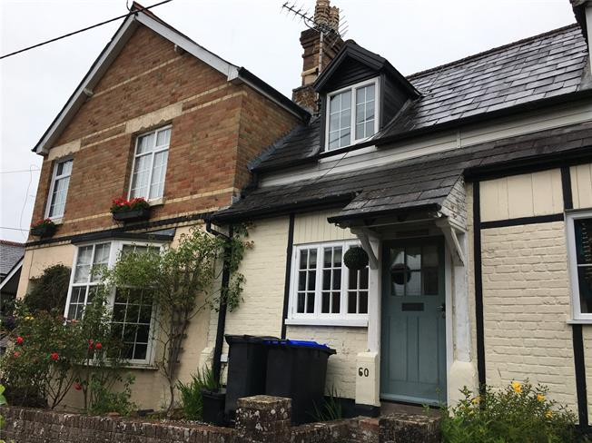 Offers in excess of £200,000, 2 Bedroom Terraced House For Sale in Wiltshire, SN9