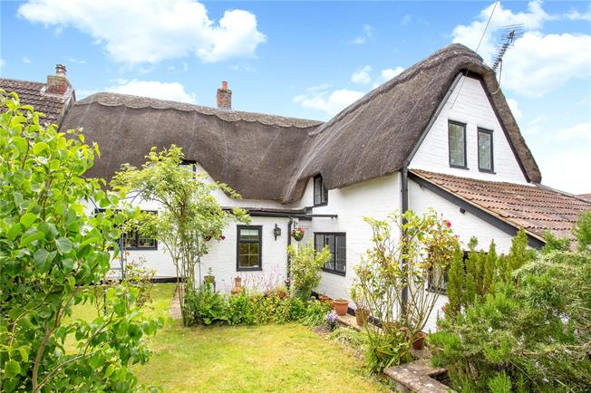 Guide Price £435,000, 3 Bedroom Semi Detached House For Sale in Calstone, SN11