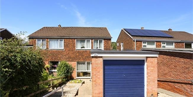 Guide Price £312,500, 3 Bedroom Detached House For Sale in Marlborough, SN8