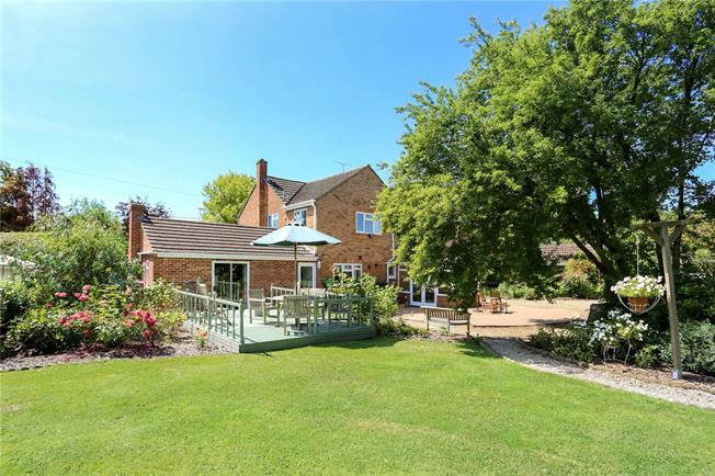 Offers in excess of £700,000, 3 Bedroom Detached House For Sale in Etchilhampton, SN10