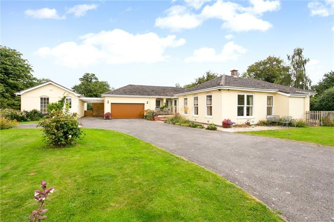 Guide Price £825,000, 5 Bedroom Bungalow For Sale in Broad Hinton, SN4