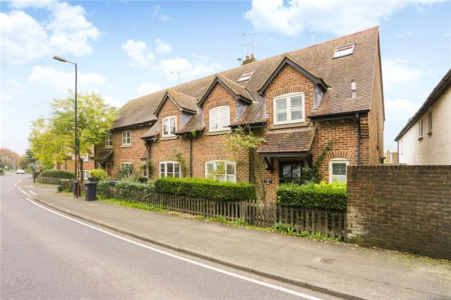 Guide Price £375,000, 4 Bedroom Semi Detached House For Sale in Collingbourne Kingston, SN8