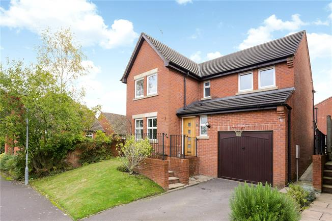 Asking Price £395,000, 4 Bedroom Detached House For Sale in Pewsey, SN9