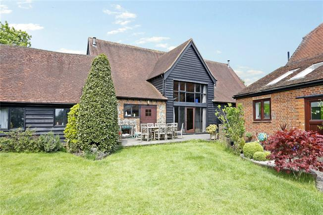 Guide Price £1,145,000, 5 Bedroom House For Sale in Buckinghamshire, SL7