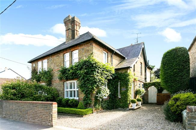 Guide Price £675,000, 2 Bedroom Semi Detached House For Sale in Buckinghamshire, SL8