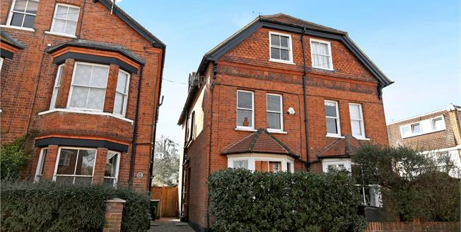 Guide Price £799,950, 4 Bedroom Semi Detached House For Sale in Buckinghamshire, SL7