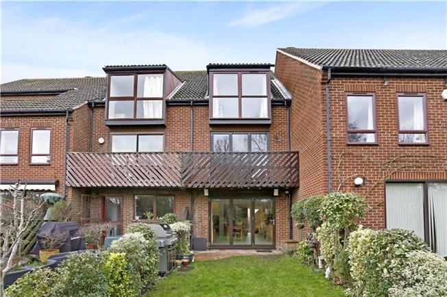Guide Price £700,000, 3 Bedroom Terraced House For Sale in Buckinghamshire, SL7
