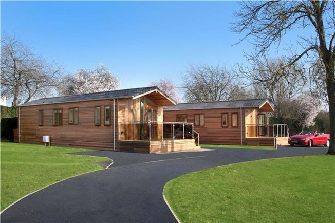 Guide Price £209,950, 2 Bedroom Bungalow For Sale in Marlow, Buckinghamshire, SL7
