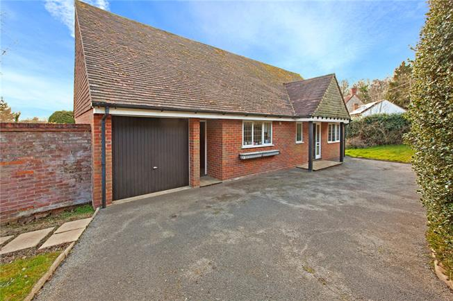 Guide Price £675,000, 2 Bedroom Bungalow For Sale in Buckinghamshire, SL7