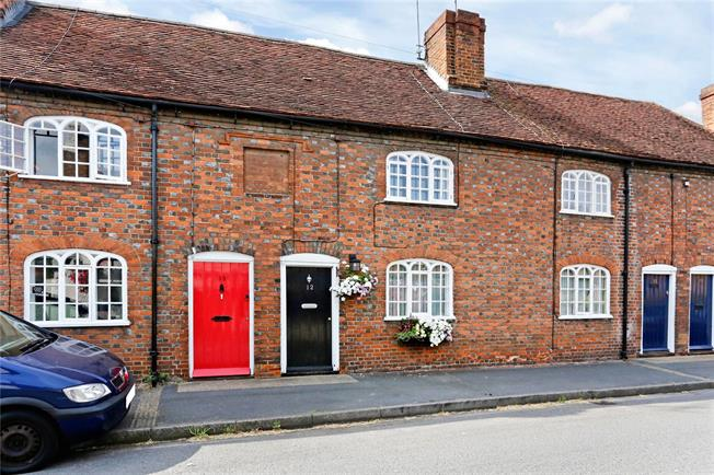 Guide Price £475,000, 2 Bedroom Terraced House For Sale in Bisham, SL7