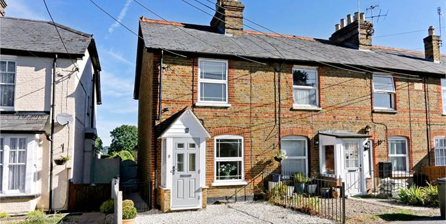 Guide Price £445,000, 2 Bedroom Terraced House For Sale in Bourne End, Buckinghamshi, SL8