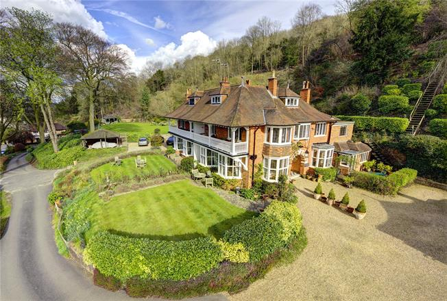 Guide Price £1,975,000, 4 Bedroom Semi Detached House For Sale in Buckinghamshire, SL7