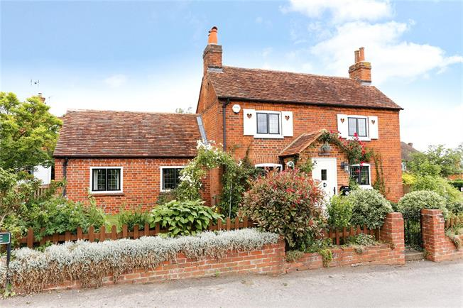 Guide Price £1,375,000, 4 Bedroom Detached House For Sale in Cookham, SL6