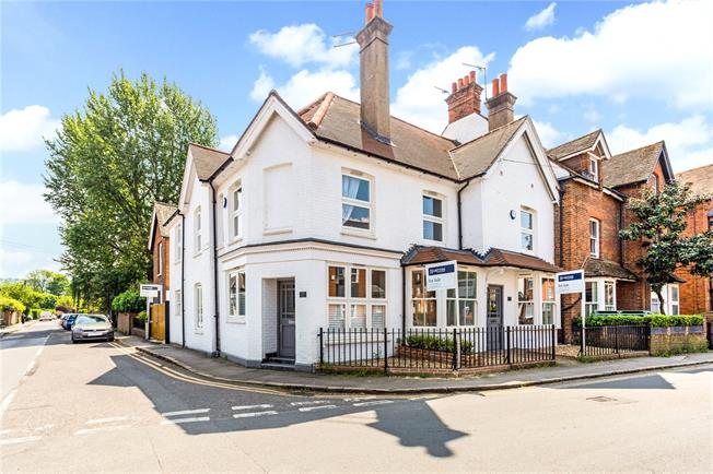 Guide Price £750,000, 4 Bedroom Terraced House For Sale in Buckinghamshire, SL7
