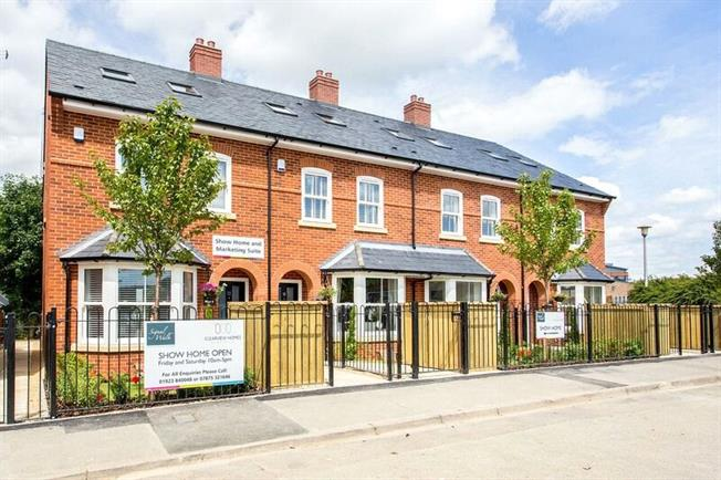Asking Price £725,000, 3 Bedroom Terraced House For Sale in Marlow, Buckinghamshire, SL7