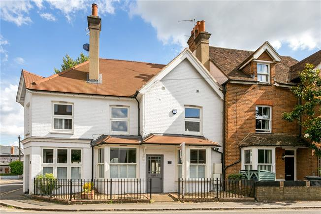 Guide Price £700,000, 4 Bedroom Terraced House For Sale in Buckinghamshire, SL7