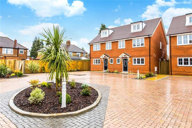 Asking Price £530,000, 4 Bedroom Semi Detached House For Sale in Buckinghamshire, HP12