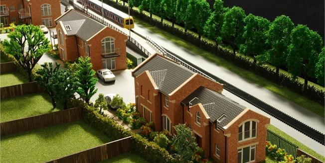Guide Price £480,000, 2 Bedroom Flat For Sale in Marlow, Buckinghamshire, SL7