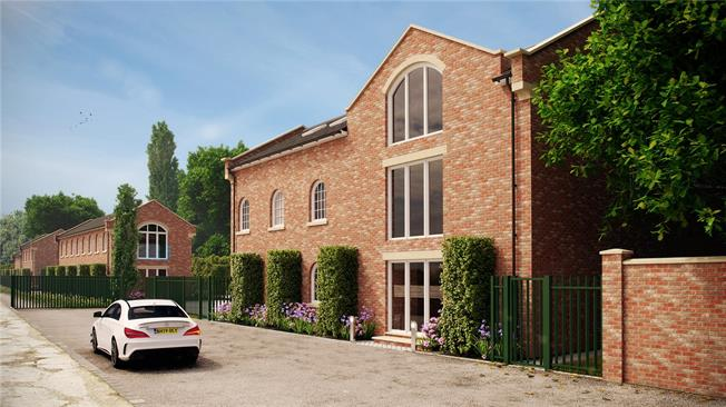 Guide Price £500,000, 2 Bedroom Terraced House For Sale in Marlow, SL7