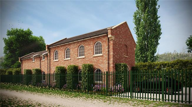 Guide Price £585,000, 2 Bedroom Terraced House For Sale in Marlow, Buckinghamshire, SL7