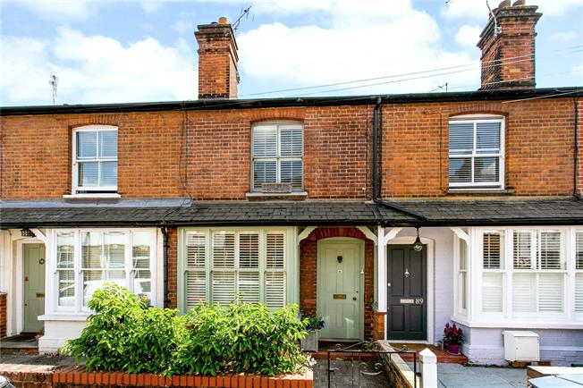 Asking Price £525,000, 3 Bedroom Terraced House For Sale in Buckinghamshire, SL7