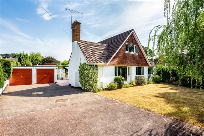 Offers in excess of £1,000,000, 4 Bedroom Detached House For Sale in Buckinghamshire, SL7