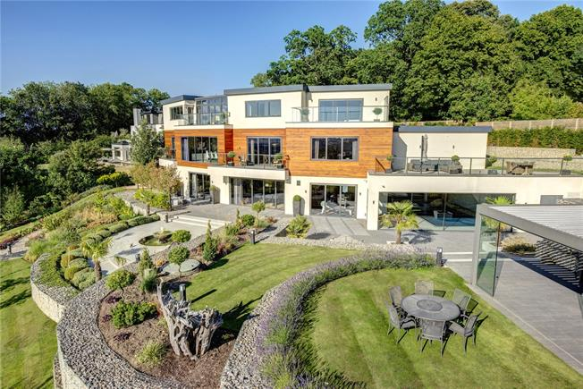 Offers in excess of £4,750,000, 5 Bedroom Detached House For Sale in Buckinghamshire, SL8