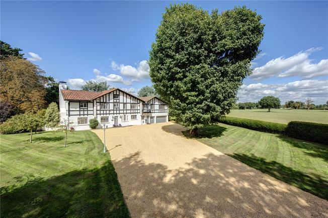 Offers in excess of £1,995,000, 6 Bedroom Detached House For Sale in Maidenhead, Berkshire, SL6