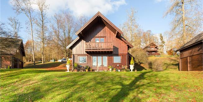 Guide Price £395,000, 2 Bedroom Detached House For Sale in Marlow, SL7