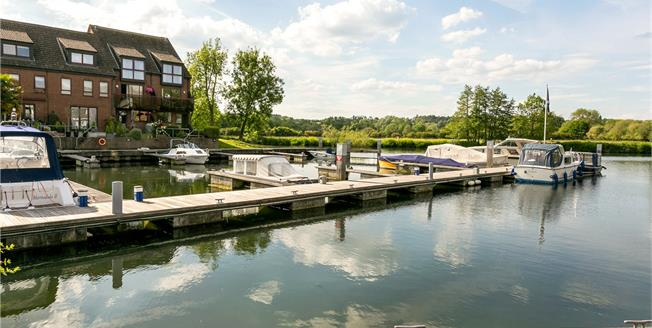 Guide Price £800,000, 3 Bedroom End of Terrace House For Sale in Buckinghamshire, SL7