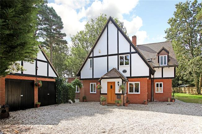 Guide Price £1,250,000, 5 Bedroom Detached House For Sale in Thatcham, Berkshire, RG18