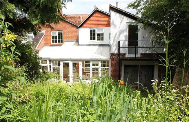 Offers in excess of £425,000, 4 Bedroom Semi Detached House For Sale in Hungerford, Berkshire, RG17