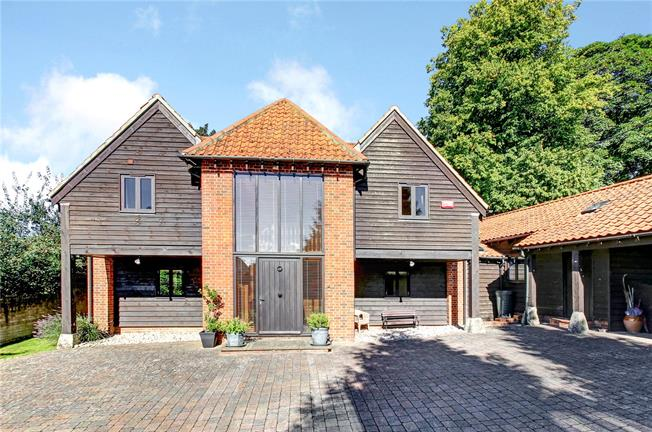 Offers in excess of £750,000, 5 Bedroom Detached House For Sale in Upper Chute, SP11