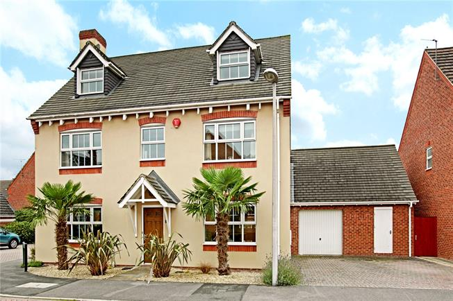 Guide Price £545,000, 5 Bedroom Detached House For Sale in Berkshire, RG19