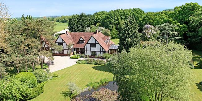 Guide Price £1,500,000, 5 Bedroom Detached House For Sale in Lower Padworth, RG7