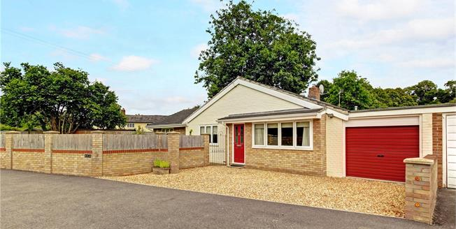 Guide Price £460,000, 4 Bedroom Bungalow For Sale in Hurstbourne Tarrant, SP11