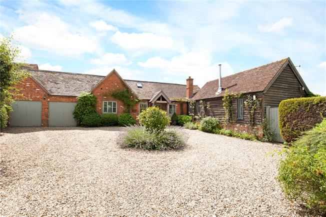 Guide Price £995,000, 4 Bedroom House For Sale in Newbury, RG14