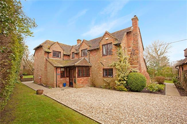 Offers in excess of £825,000, 4 Bedroom Detached House For Sale in Hungerford, Berkshire, RG17