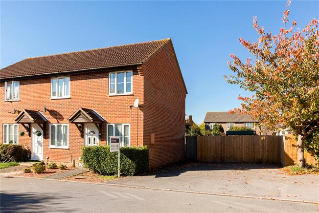 Asking Price £198,000, 1 Bedroom End of Terrace House For Sale in Thatcham, RG19