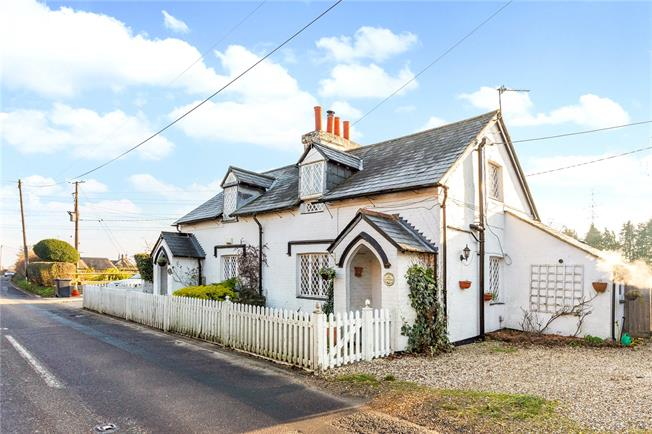 Offers in excess of £350,000, 2 Bedroom Semi Detached House For Sale in Brimpton, RG7