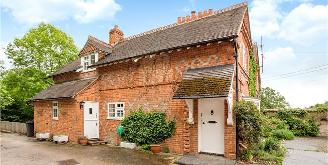 Offers in excess of £420,000, 2 Bedroom Semi Detached House For Sale in Newbury, Berkshire, RG20