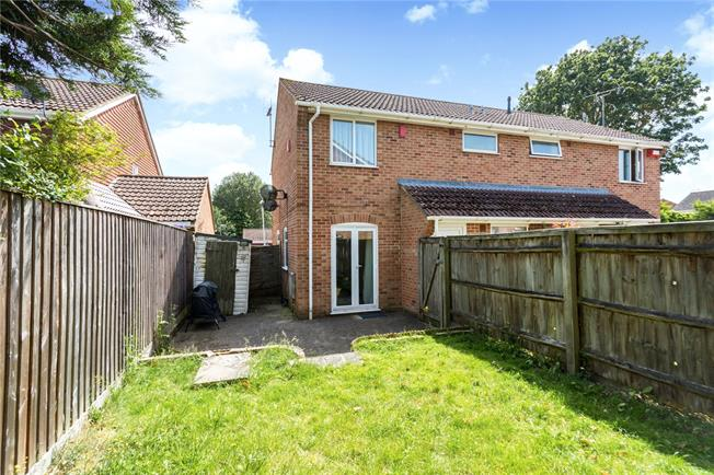 Guide Price £199,950, 1 Bedroom Semi Detached House For Sale in Thatcham, RG19